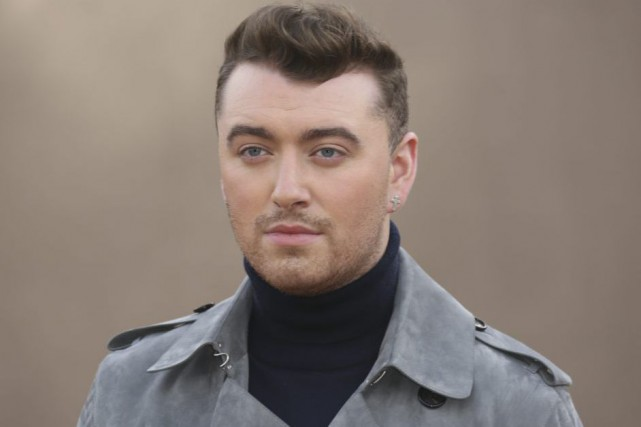 Sam Smith... (Photo: AP)