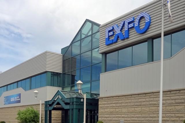 La québécoise Exfo a affiché mercredi un bénéfice de 1,8 million $ US pour le... (Photo fournie par Exfo)