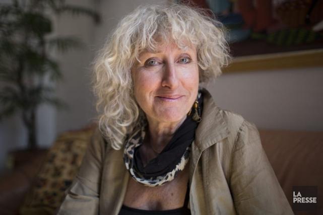 Le dernier roman de Monique Proulx, Ce qu'il... (Photo: Olivier Pontbriand, La Presse)