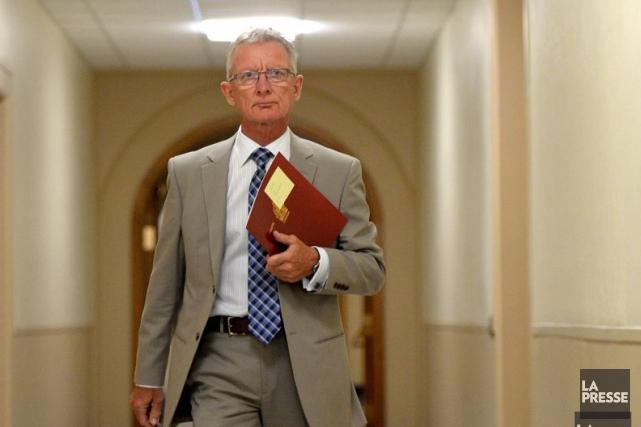 Porte-étendard du gouvernement Harper en matière de loi... (PHOTO ARCHIVES LA PRESSE CANADIENNE)