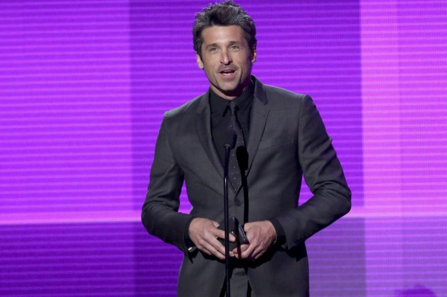 Patrick Dempsey... (Photo: archives AP)