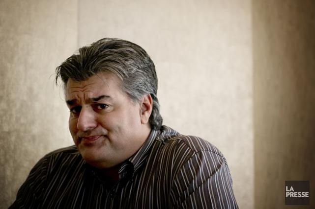 Lino Zambito... (Marco Campanozzi, Archives La Presse)