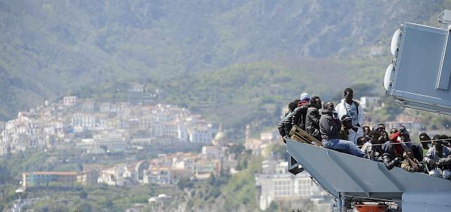 La tragédie est là sous nos yeux. Chaque année, depuis plus d'une décennie au... (Photo Francesco Pecoraro, Agence France-Presse)
