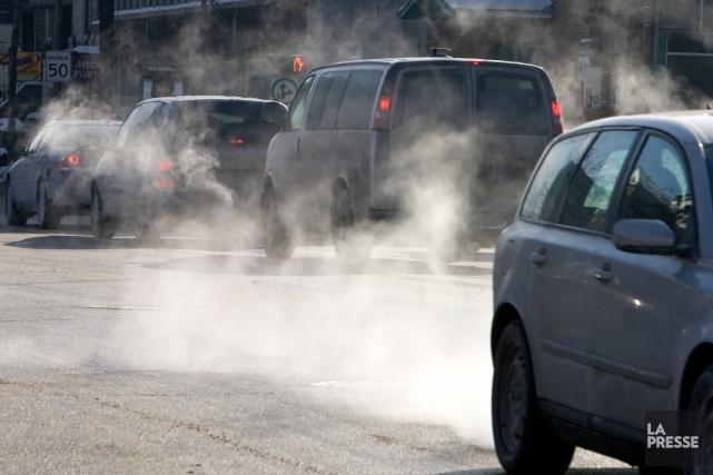 Les récents inventaires des émissions de gaz à effet de serre (GES) du Québec... (PHOTO ALAIN ROBERGE, ARCHIVES LA PRESSE)