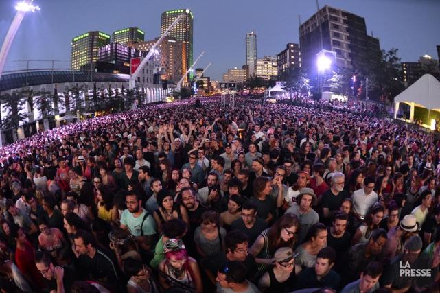 Montréal, métropole culturelle. C'est du moins la prétention de la ville, qui... (Photo: archives La Presse)
