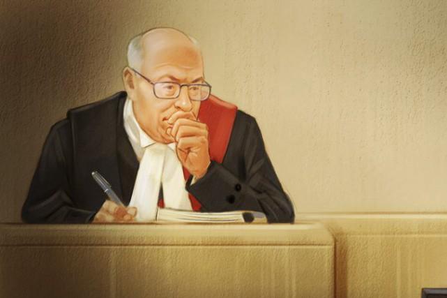 Le juge Charles Vaillancourt soutient qu'après 14 jours... (Photo Greg Banning, Archives La Presse Canadienne)