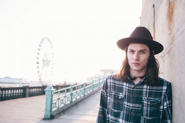 James Bay... (Photo: fournie par Universal Music Canada)