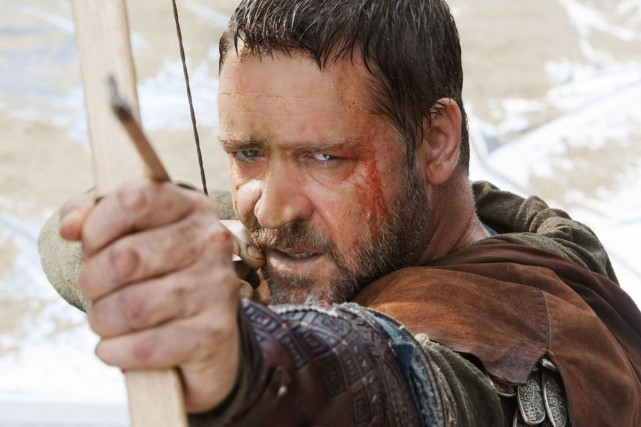 Robin Hood (2010) avec Russell Crowe.... (Photo: fournie par Universal Pictures)