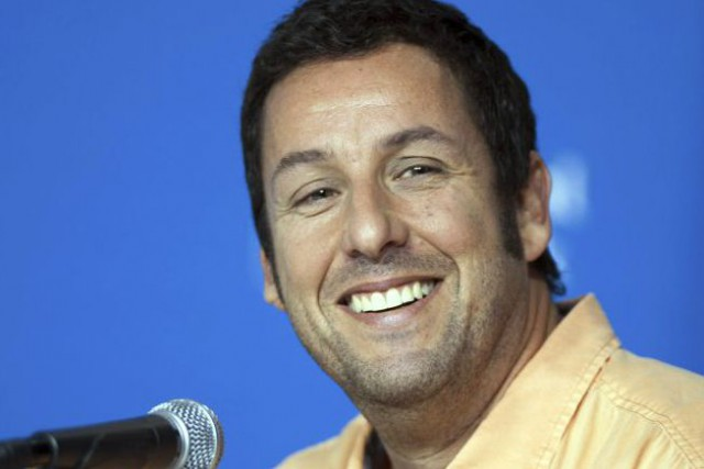 Adam Sandler... (Photo: archives AP)