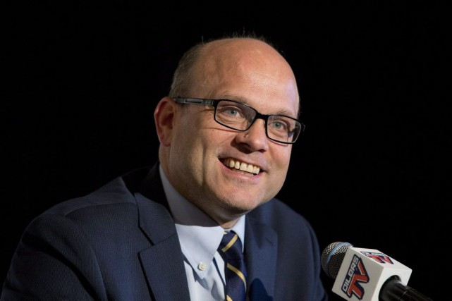 Chiarelli prend en charge une équipe qui a... (PHOTO JASON FRANSON, PC)