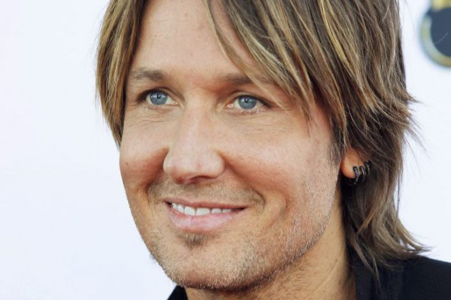 Keith Urban... (Photo: Reuters)