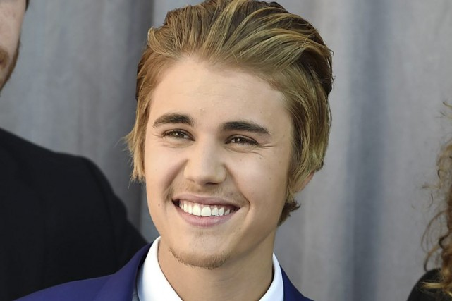 Justin Bieber... (Photo: archives AP)
