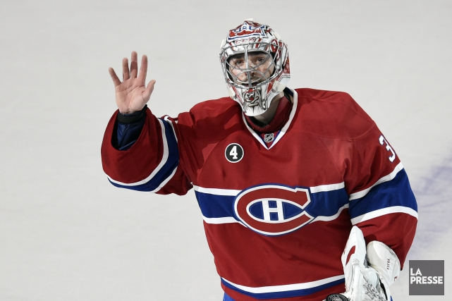 Carey Price... (PHOTO BERNARD BRAULT, ARCHIVES LA PRESSE)