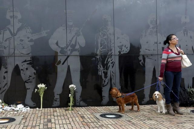 Les négociations entre les autorités et les FARC,... (Photo Reuters)