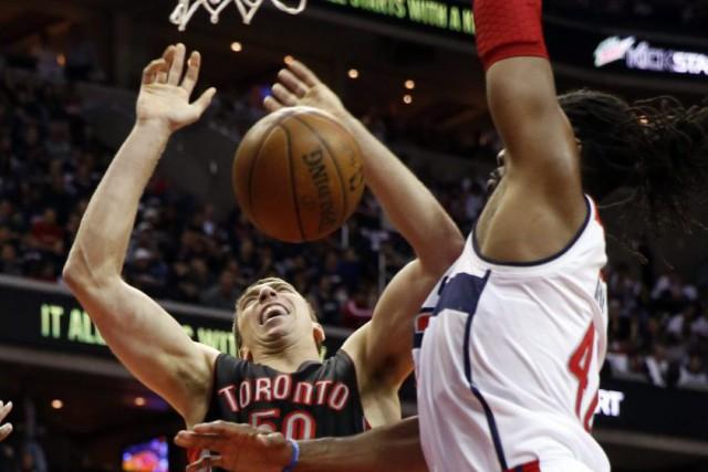 John Wall a récolté 19 points et 15 passes alors que les Wizards de Washington... (Photo AP)