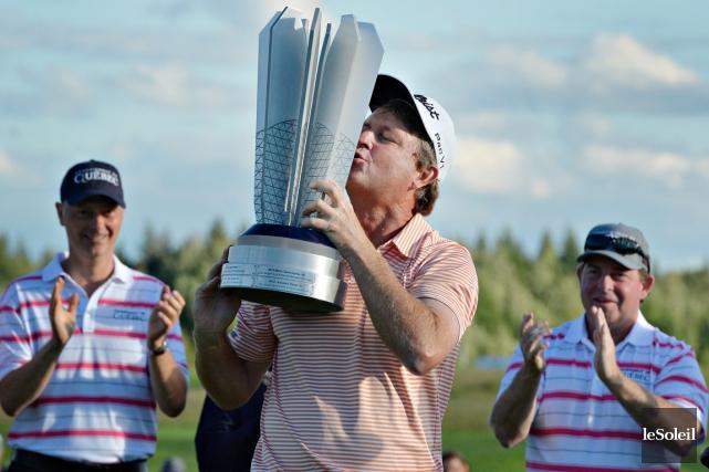 Wes Short fils avait remporté le Championnat de... (Photothèque Le Soleil, Pascal Ratthé)