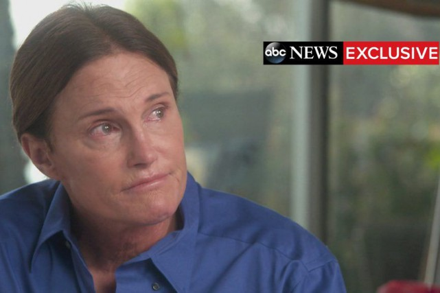 Bruce Jenner a accordé une interview de deux... (PHOTO REUTERS/ABC News)