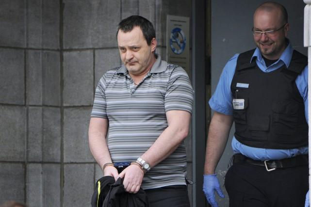 Roger Toulouse fait maintenant partie des délinquants à... ((Photo Mariane L. St-Gelais))