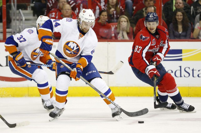 Calvin de Haan... (Photo Geoff Burke, USA TODAY Sports)