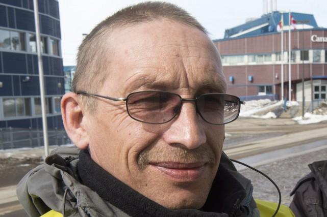 Le chef Nikolaï Rocheva plaidé que les entreprises... (Photo Paul Chiasson, La Presse Canadienne)