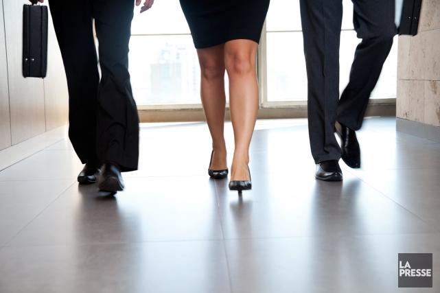 Le gouvernement fédéral veut augmenter le nombre de femmes figurant sur les... (Sutterstock)