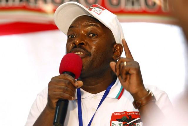 Le président du Burundi, Pierre Nkurunziza.... (Photo Thomas Mukoya, REUTERS)