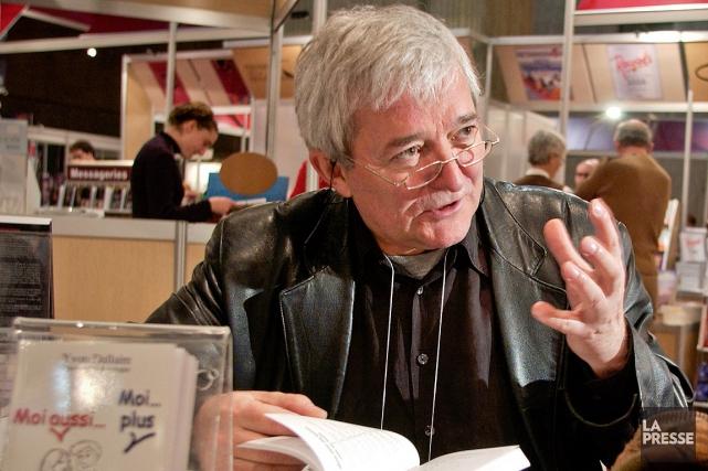 Yvon Dallaire, photographié en 2003.... (Photo Alain Roberge, archives La Presse)