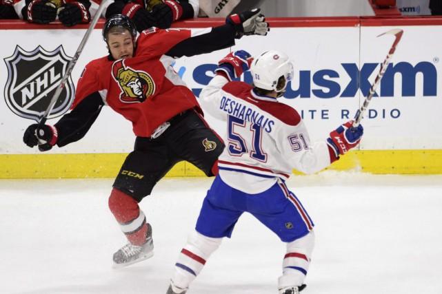 Relisez le clavardage du match numéro 6 entre les Canadiens et les Sénateurs... (Photo: PC)