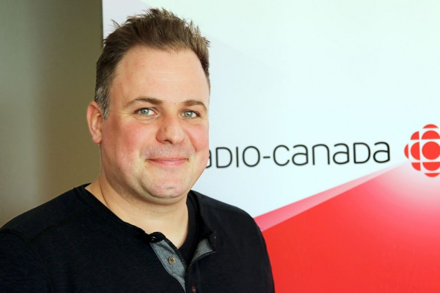 Stéphane Bellavance... (Photo fournie par ici Radio-Canada Télé)