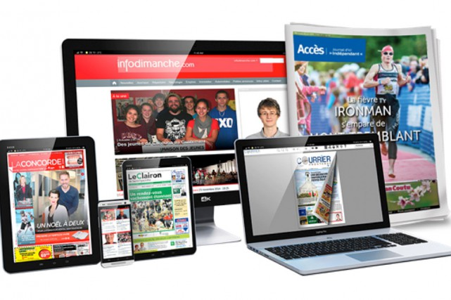 Les journaux indépendants membres de l'Association Hebdos Québec... (Photo Association Hebdos Québec)