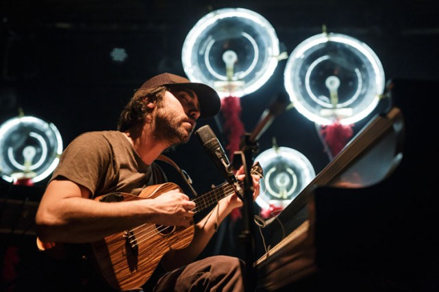 Patrick Watson... (Photo: Ulysse Lemerise, collaboration spéciale)