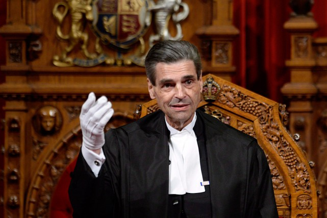 Pierre Claude Nolin est décédé jeudi soir dernier... (Photo Adrian Wyld, archives La Presse Canadienne)