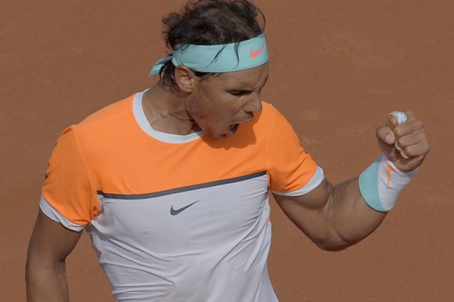Rafael Nadal... (PHOTO MANU FERNANDEZ, ARCHIVES ASSOCIATED PRESS)