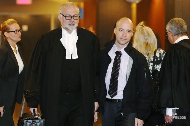 Les avocats ont convenu lundi matin de tenir... (Photo Martin Chamberland, La Presse)
