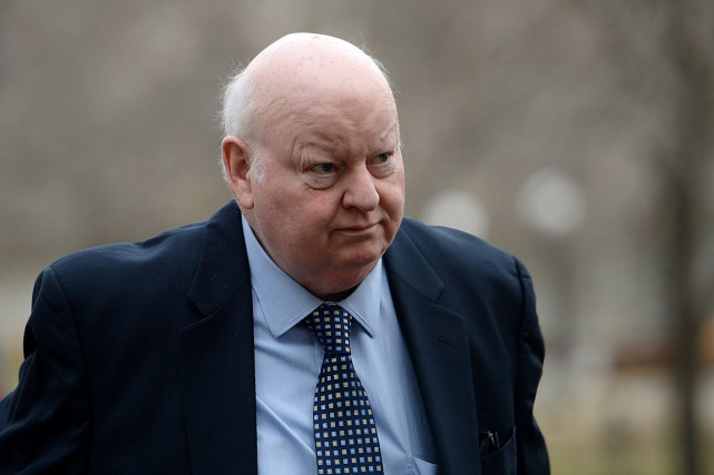 Mike Duffy a plaidé non coupable à 31... (Photo Sean Kilpatrick, archives La Presse Canadienne)