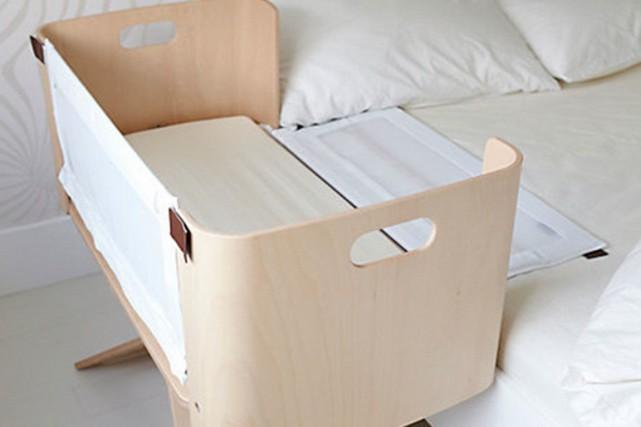 Le rappel concerne les lits d'enfants de type... (Photo fournie par Santé Canada)