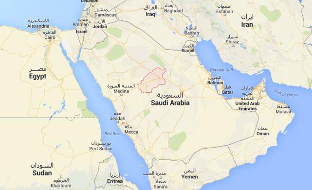 Au moins deux ouvriers sont morts dans l'effondrement d'un immeuble en... (Capture d'écran Google Maps)