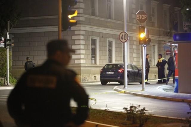 Une mouvance islamiste est présente en Bosnie, pays... (Photo: AP)