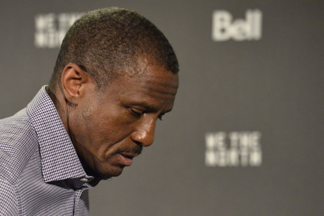 Dwane Casey... (Photo: PC)