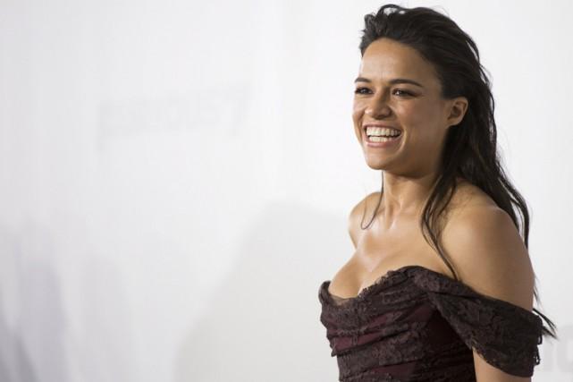 Michelle Rodriguez sera la tête d'affiche d'une des... (Photo: Reuters)
