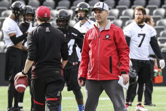 L'entraîneur-chef Rick Campbell devra vraisemblablement se débrouiller sans...