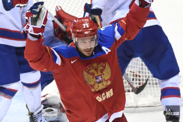 Ilya Kovalchuk... (Photo Bernard Brault, archives La Presse)