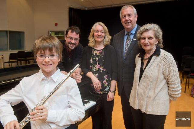 Le Festival-concours de musique et l'Orchestre symphonique des... (Imacom, René Marquis)