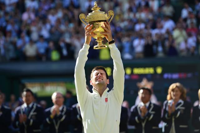 La bourse décernée aux vainqueurs en simple connaît... (Photo Carl Court, AFP)