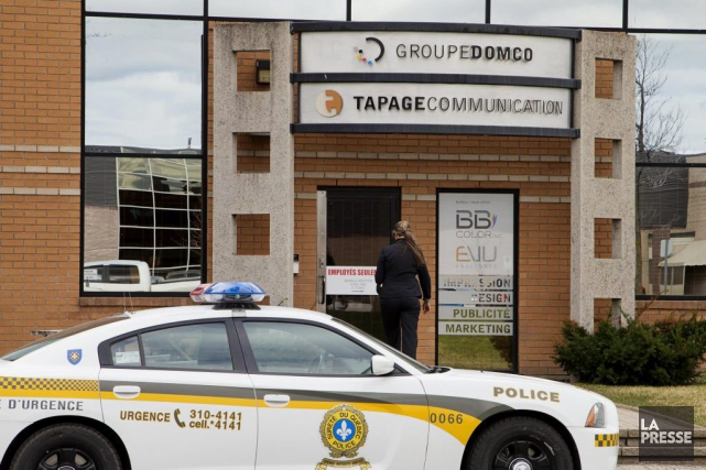 Tapage Communications a reçu des millions en contrats... (PHOTO ALAIN ROBERGE, LA PRESSE)