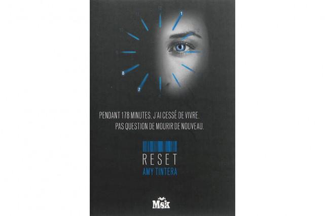 Après Reboot, voici Reset. Le premier volet du diptyque d'Amy...