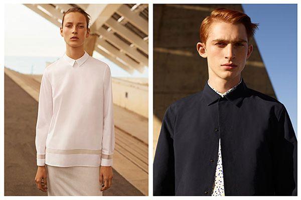 COS, pour Collection of Style, appartient au groupe H&M et ouvrira ses portes... (Photo fournie par H&M)