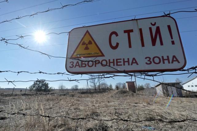 L'Ukraine a marqué dimanche le 29e anniversaire de... (PHOTO GENYA SAVILOV, ARCHIVES AFP)