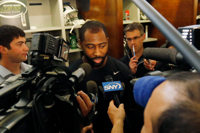 Darrelle Revis... (Photo Julio Cortez, AP)