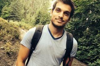 Frédérik Chênevert, 21 ans, aux allures de sportif... (Photo tirée de Facebook)